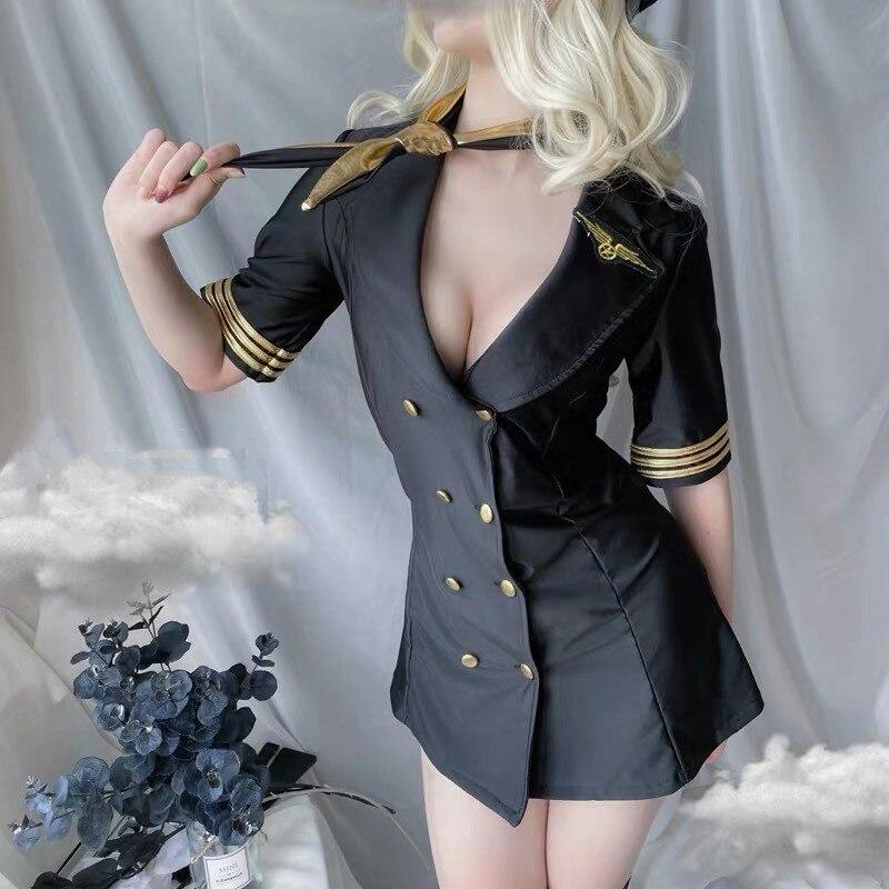 Women Sex Underwear - Porn Sexy Lingerie - Erotic Sexy Police Costumes