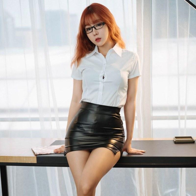 Sexy Lingerie Cosplay - Secretary Uniform - Sexy Maid Cosplay Costumes