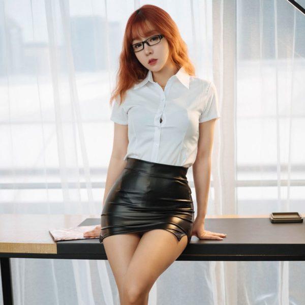 Secretary Uniform - Sexy Maid, Teacher Cosplay Costumes
