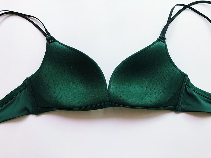 Fashion Lingerie Bra - Set Comfort Wireless Bra And Panty Set