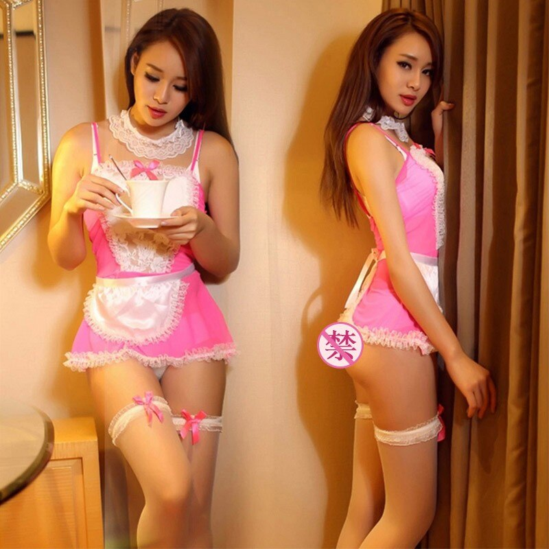 Maid Uniform Costumes - Role Play Erotic Costume