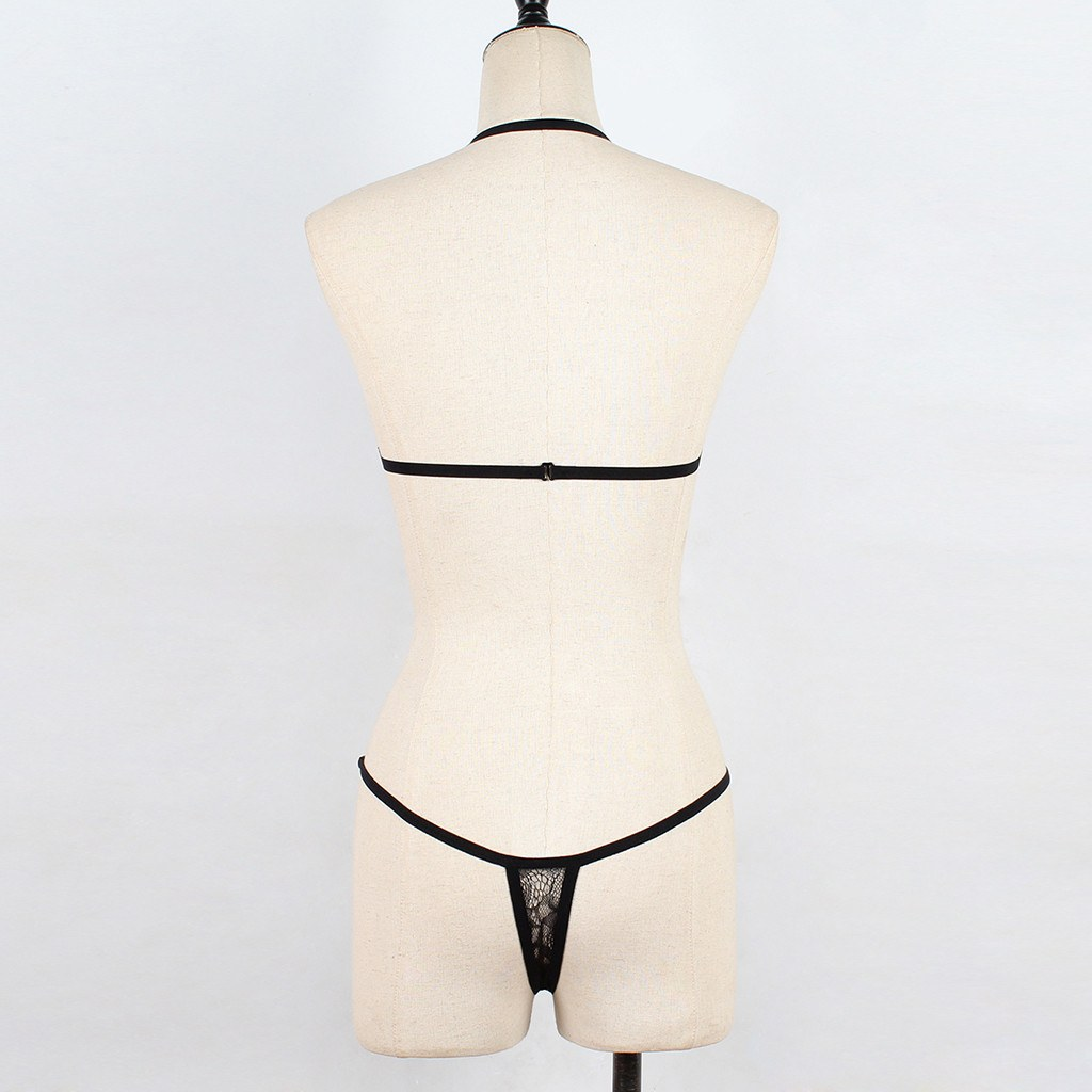 Hollow Out Lingerie - Women Sex Costume Baby-doll
