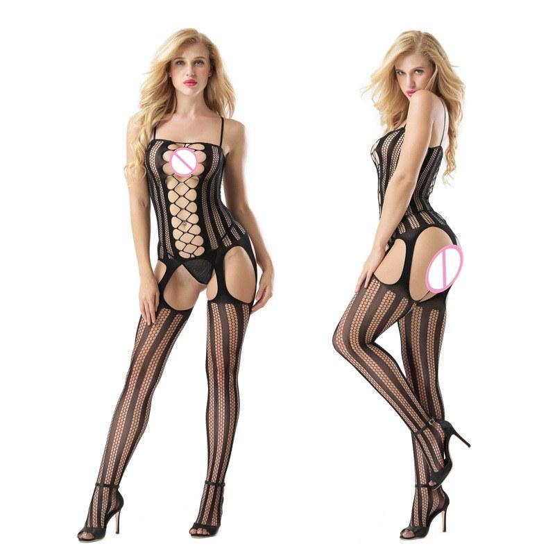 Open Crotch Sexy Underwear - Sexy Lingerie Porn Babydoll