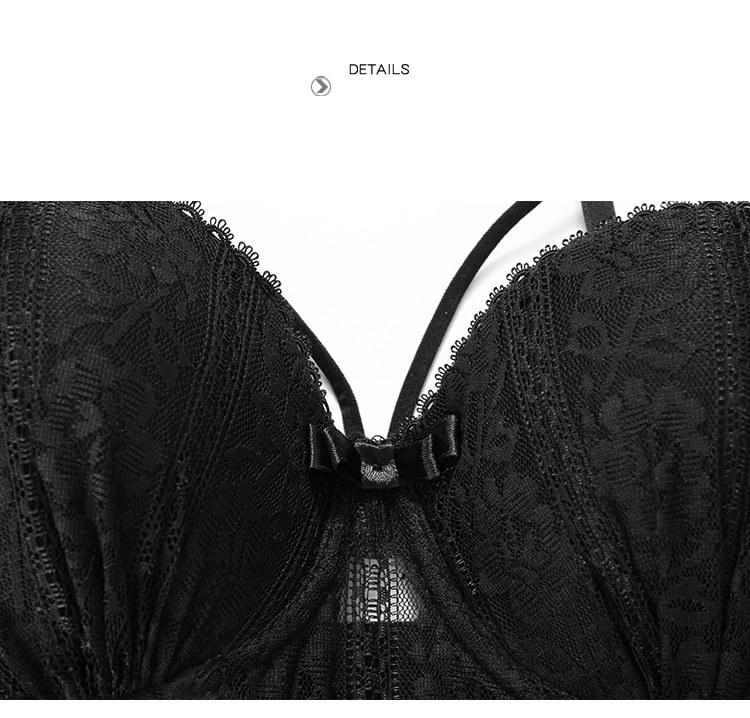 Erotic Shape Wear Set Body Shaper with G-string