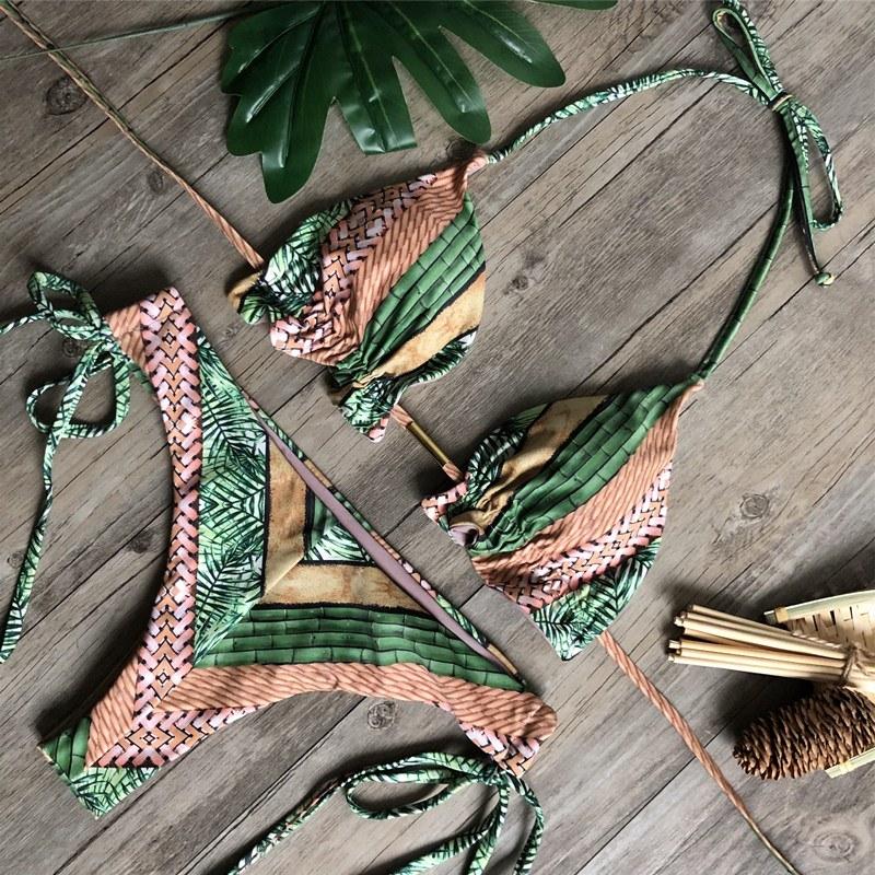 Popular Beachwear - Sexy Bikini Set - Hot Stamp Exquisite