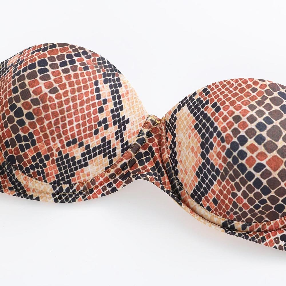 Animal Print Leopard Bikini - Sexy Women Swimsuit