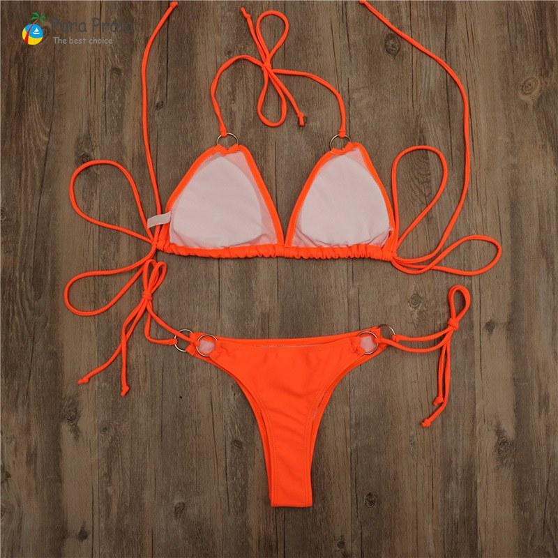 Micro Swimwear Mini Women Swimsuit - Sexy Brazilian Bikini