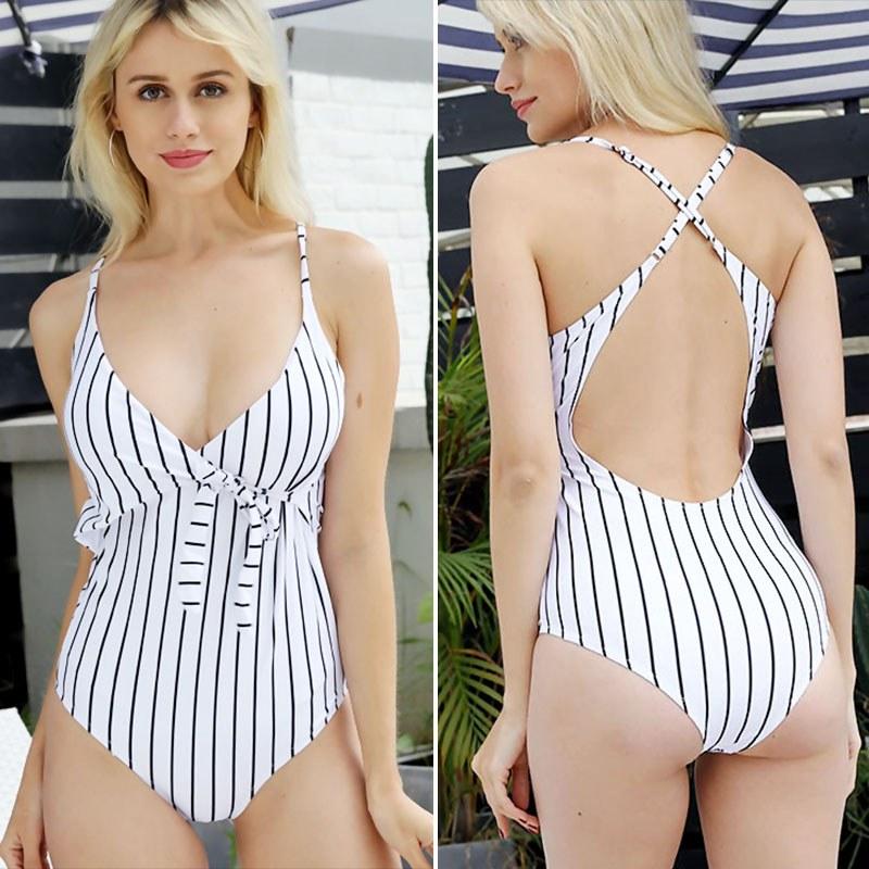 Women Maio Monokini - Swimwear