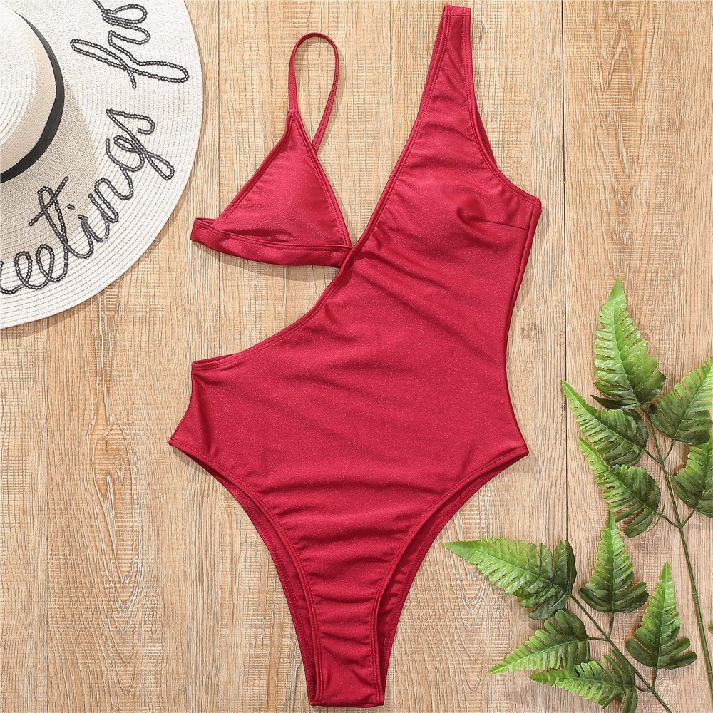 Sexy Lady Swimsuit - Push Up Bathing Suit Monokini