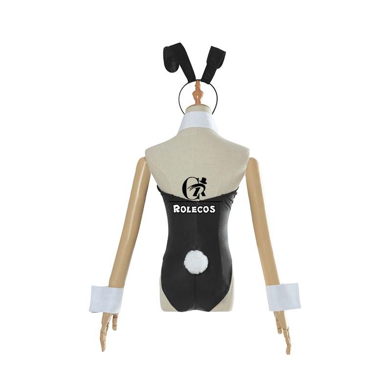 Anime Sakurajima Cosplay Costume - Sexy Jumpsuit - Bunny Girl