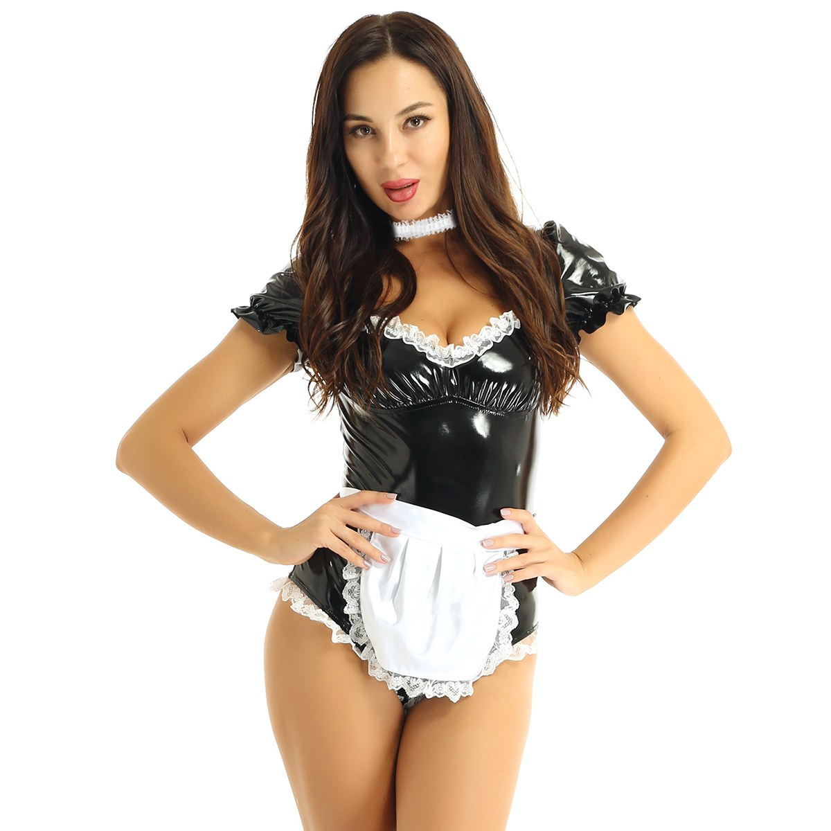 Sexy Halloween Costumes for Women - French Maid Cosplay