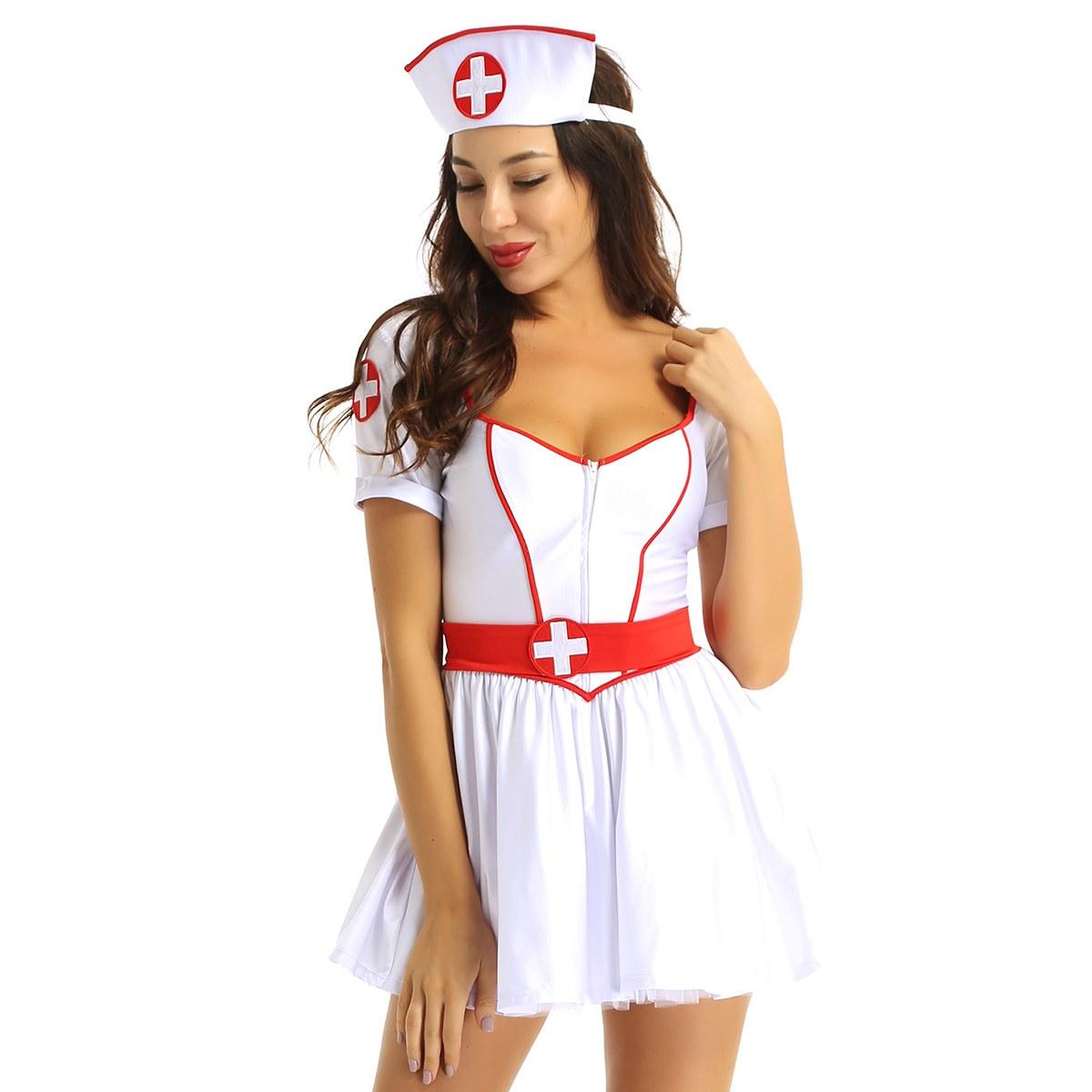 Naughty Halloween Costume - Erotic Clubwear Tutu