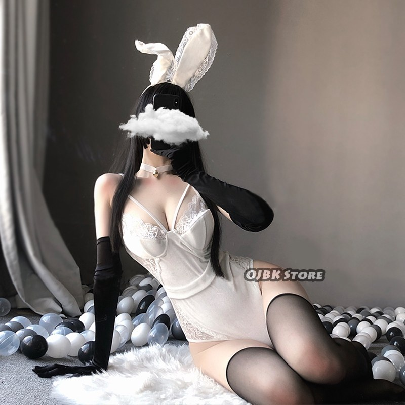 Bunny Girl - Sexy Anime Cosplay costume - Rabbit Bodysuit
