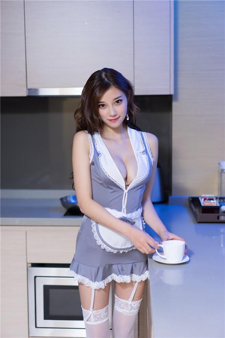 Cosplay High Quality Apron Maid - Sexy Costume - Babydoll