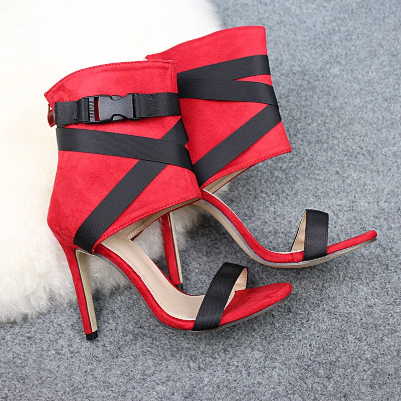 Women Sandals Luxury Party Elegant Heels Comfortable Non-slip