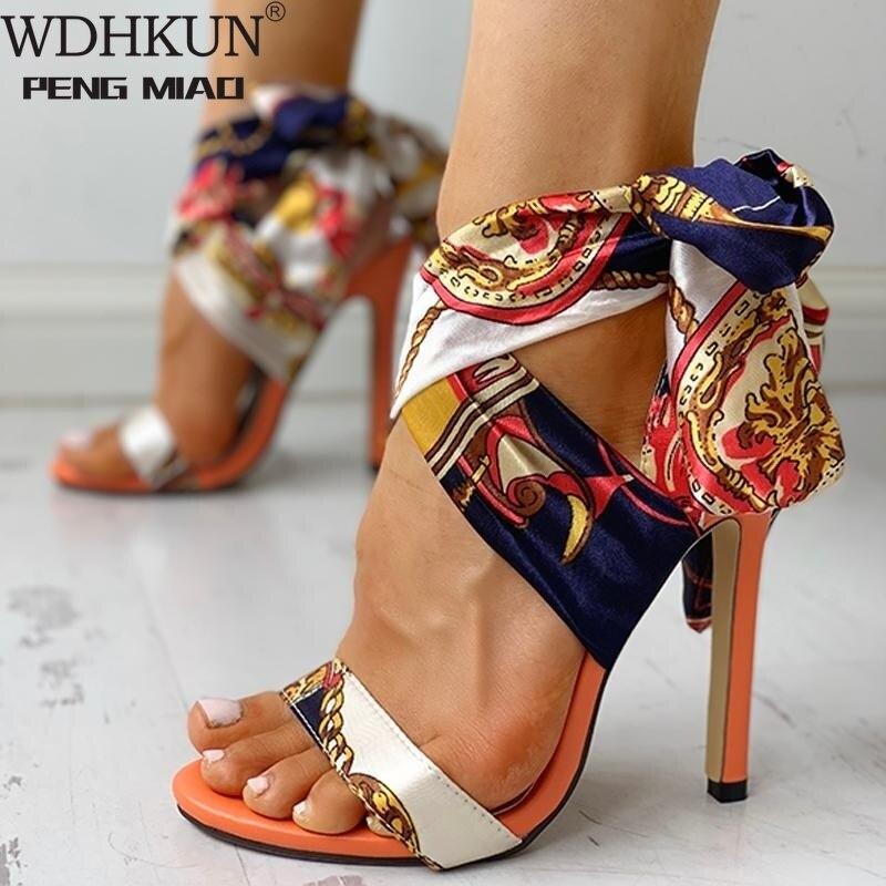 Women Sandals Fashion High Heels - Summer Pumps
