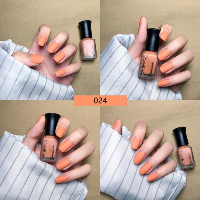 Hot sale Women Matte - Nail Polish DIY Art Long Lasting