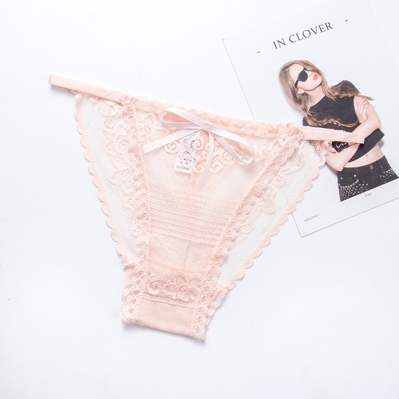 Sexy Lace Panties - Low-Rise Bikini G-string - Comfortable Underpants