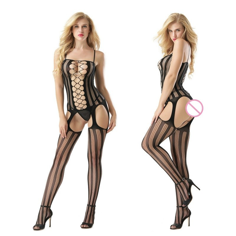 Sexy Porn Babydoll - Open Bra Crotch Underwear